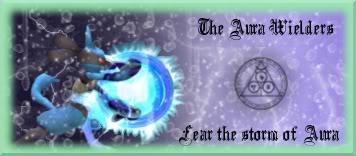 The Aura Wielders! (Front page) AuraSigOne