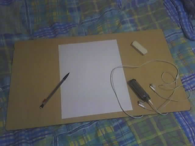 Shiroune's art Myworkstation