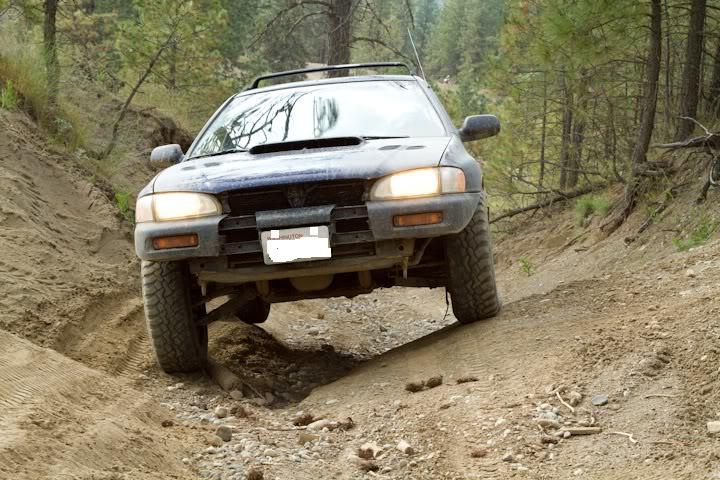 Off Road Subarus! 5-29-11--ORVpark-12-1