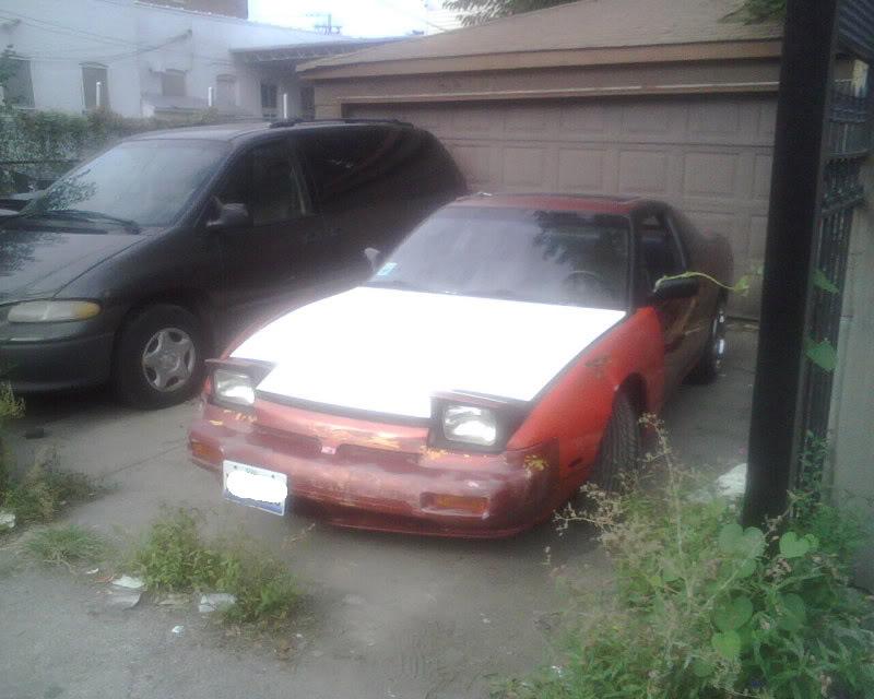 Roski's halfassed car. . IMG00261