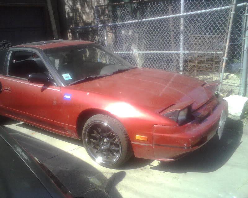 Roski's halfassed car. . IMG00262