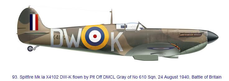 Spitfire MKIa - DWoK BoB - Airfix 1/72 Spitty2