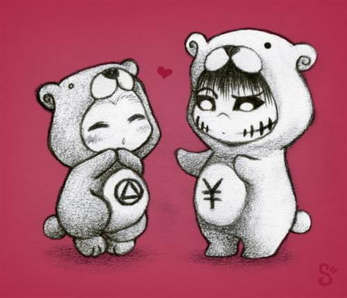 Naruto Fun Pics 28396_KuzuHidan_bears_by_Strenuous
