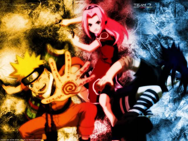Imagenes de la serie Naruto NiNtaiNarutoWallpapersNarutoSakuraS