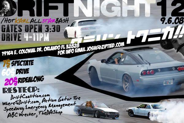 Drift Night 12!!! Driftnight12