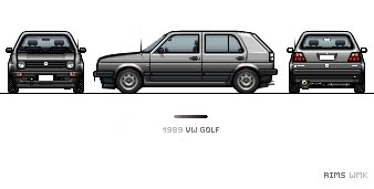 anybody for gti international ? Mk2golfglmangacar