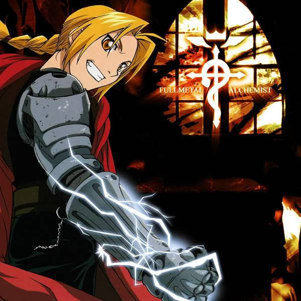>>> FC de Edward Elric!!  (FMA) <<< Full_metal_alchemist