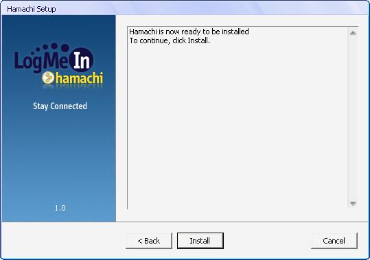 برامج الشبكات ومدرائها Hamachihowto006