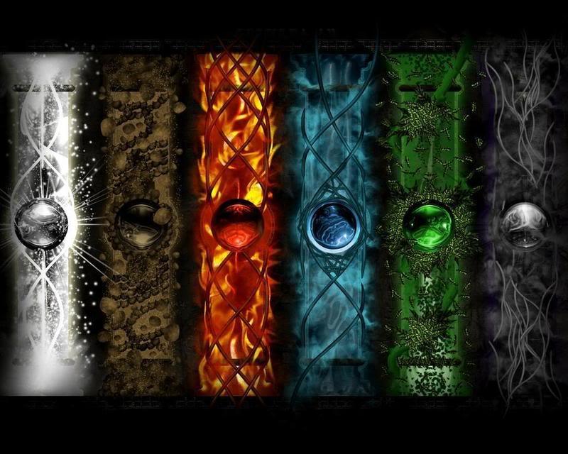 Elemental Legends