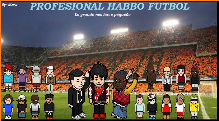 Profesional Habbo Fútbol