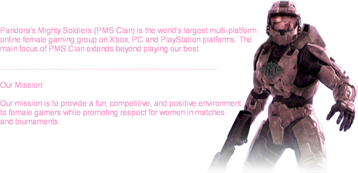 PMS Clan Mission Statement