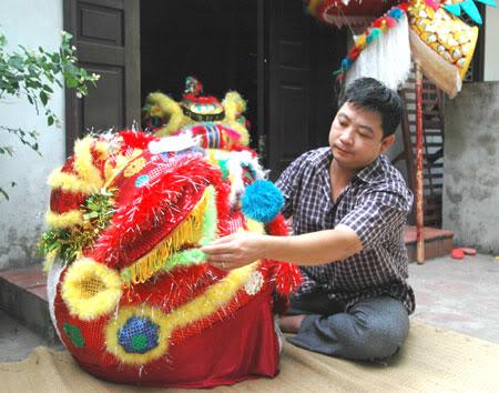 Lân sư rồng đất Thăng  Long Anh-Tan-trang-tri