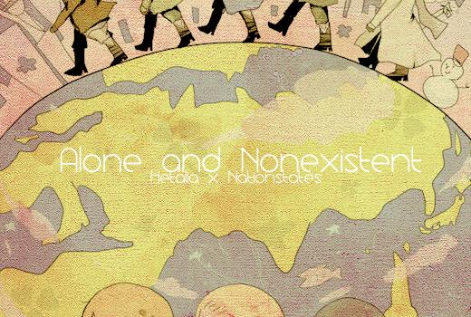 Alone and Nonexistent 411111copy