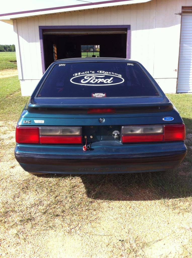 '91 Mustang race car for sale IMG_0100