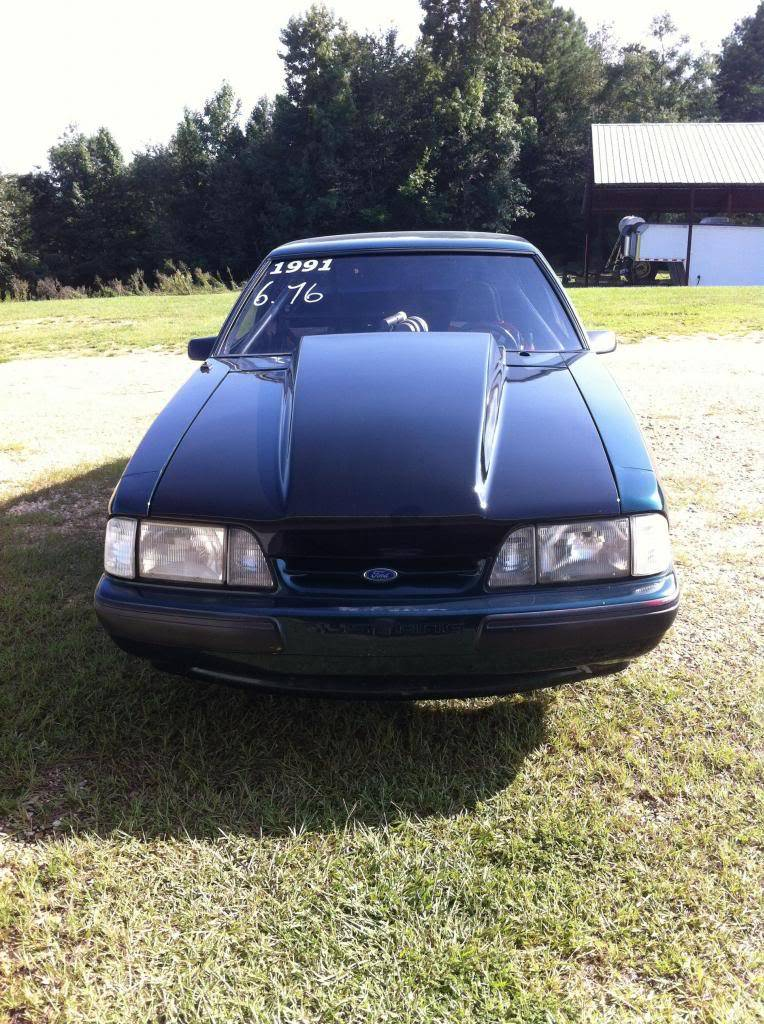 '91 Mustang race car for sale IMG_0101