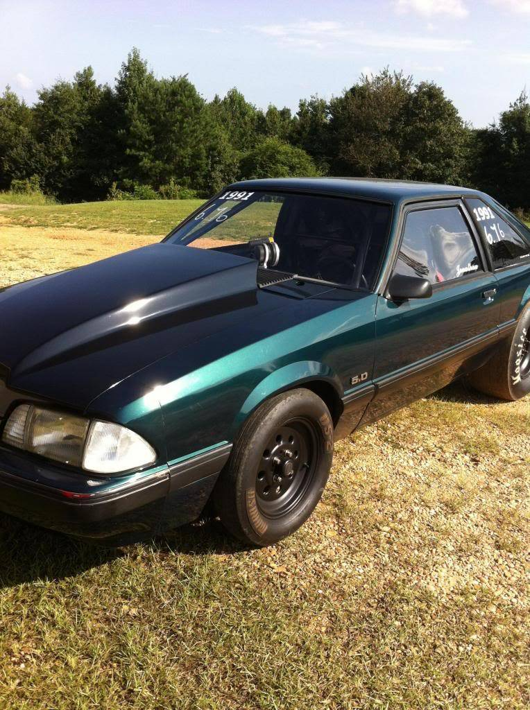 '91 Mustang race car for sale IMG_0102
