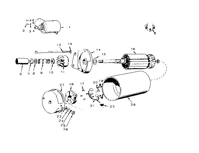 ONAN 20hp horizontal shaft opposed piston engine diagrams 00034407-00005_zpsb3df188e
