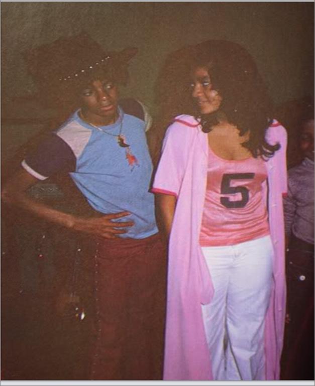 Rare photos Michaelflirting