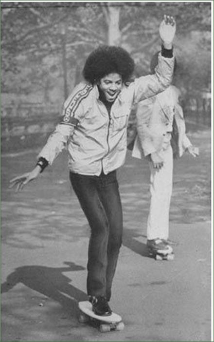 Rare photos Michaelskating