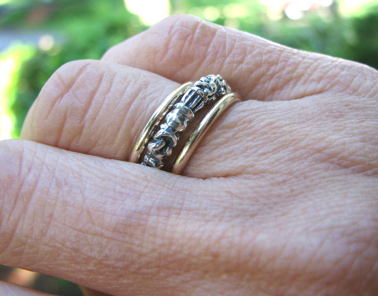 Troll ring with accents Trollring-1