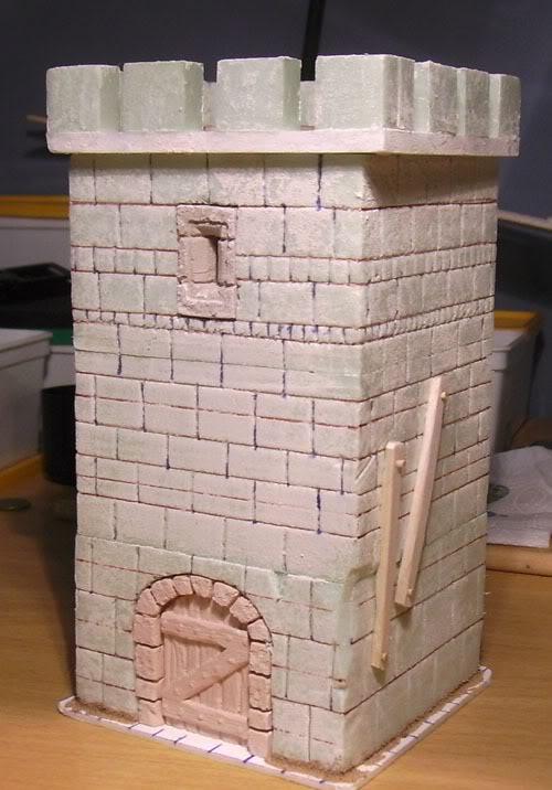 Alcaeus' W.I.P. Tower