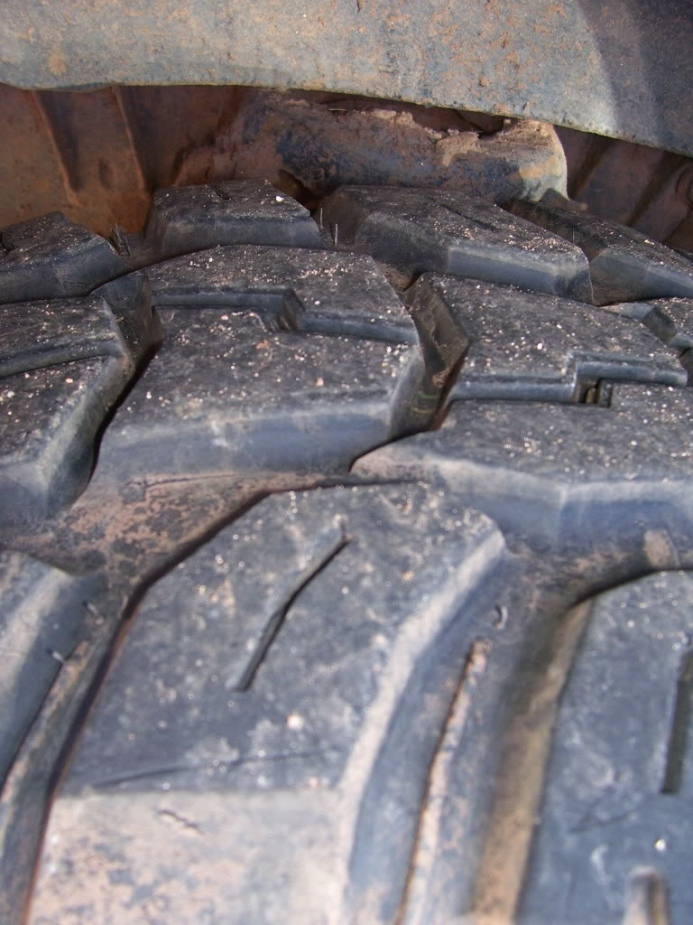 Landy wheels and tyres M534