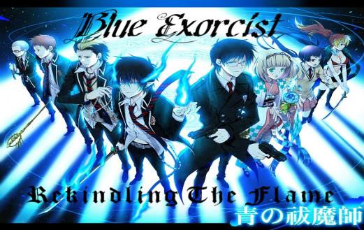 Blue Exocrist Rekindling The Flame Blueexorcist-1-2