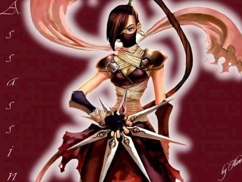 Lex Rokai (Aino) Ninja