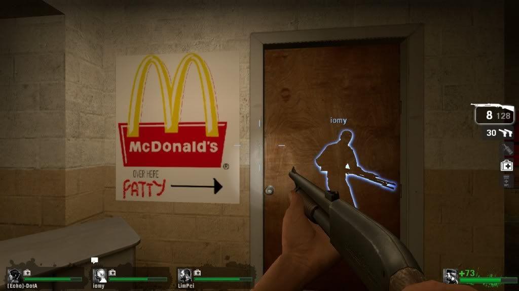 McDonalds Fun facts!!! L4d_hospital02_subway0000