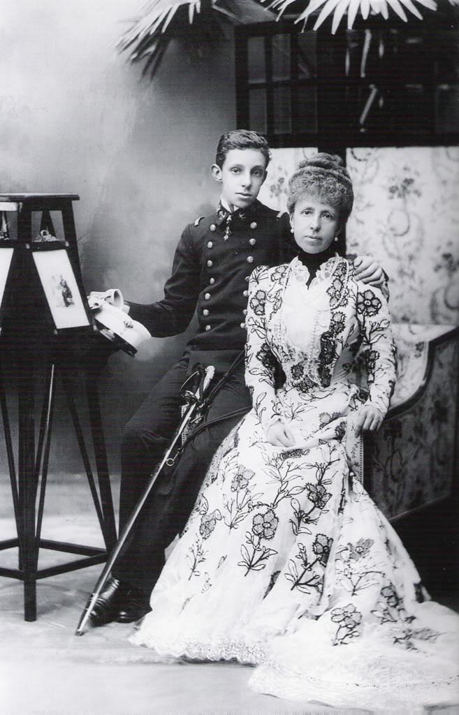 Maria Cristina de Habsburgo-Lorena Alfonsito2