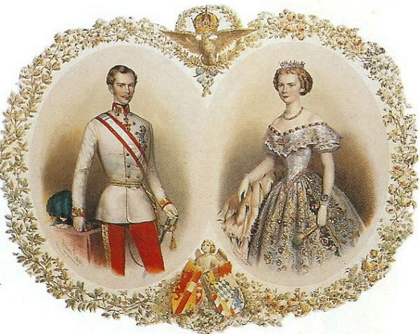 Elisabeth, emperatriz de Austria-Hungría - Página 2 SissiandFranziengagedment