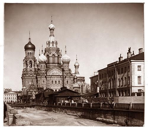Tzar Alexander II.  El Tzar Reformador. - Página 7 ChurchoftheResurrectionontheBloodSa