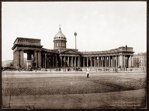 Diversos temas de la Rusia Imperial - Página 28 KazanskyCathedralStPetersburgRussia