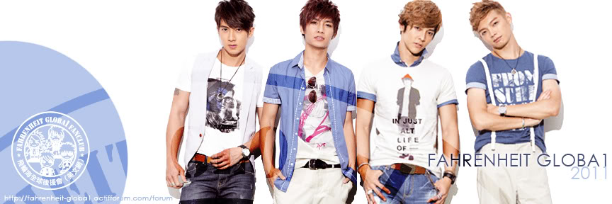 Fahrenheit Globa1 Fanclub