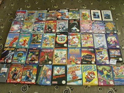 [NesterJPSP] Nintendo Entertainment Sistem y 154 Excelentes Roms  Nes
