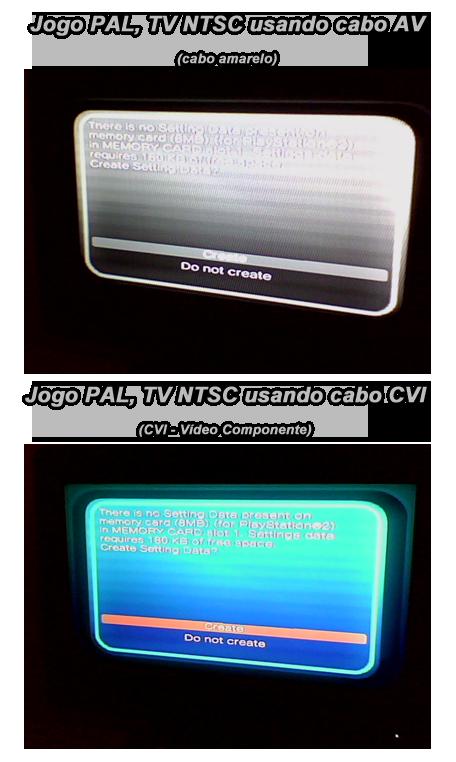 Gran Turismo 4 Preto e branco em TV LCD da Samsung Comparao-1