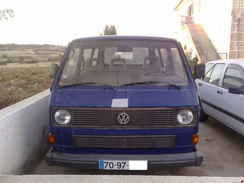 Volkswagen T3 1981 261120077291
