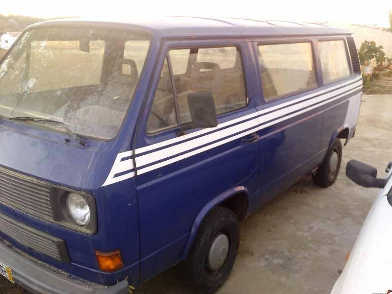 Volkswagen T3 1981 26112007730