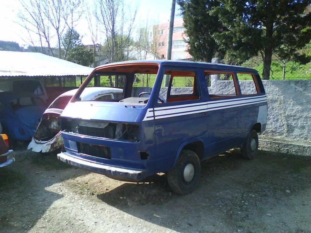 Volkswagen T3 1981 DSC00026