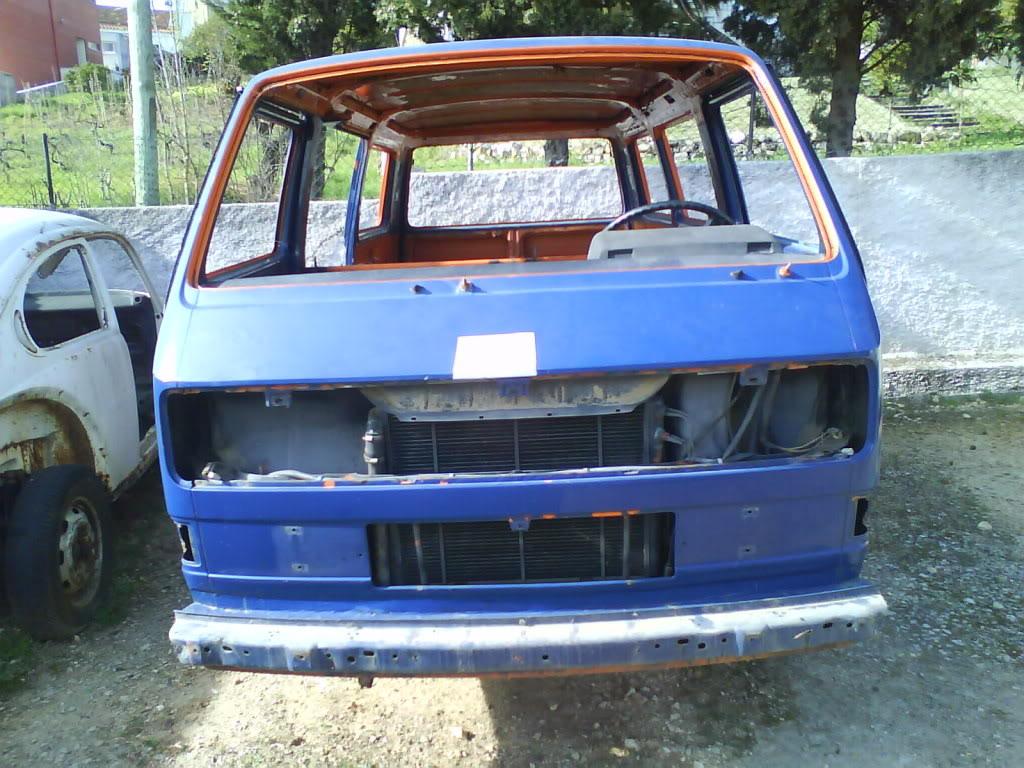 Volkswagen T3 1981 DSC00037