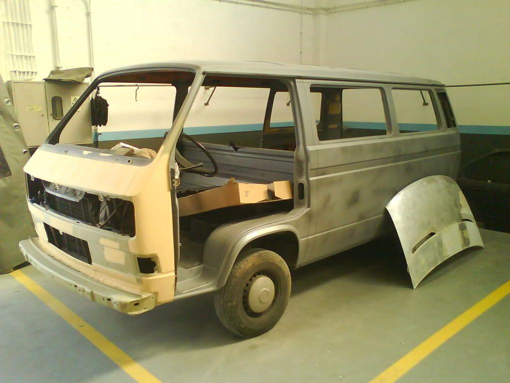Volkswagen T3 1981 DSC00179