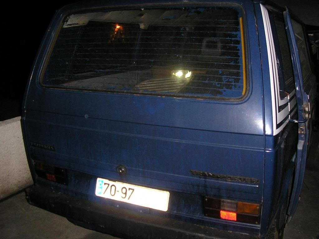 Volkswagen T3 1981 P10100151