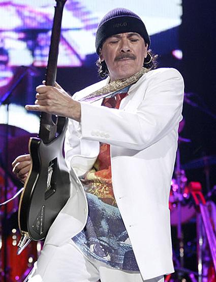 Carlos Santana Santana