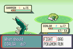 Pokemon Metalrush More Screens later Shaymin