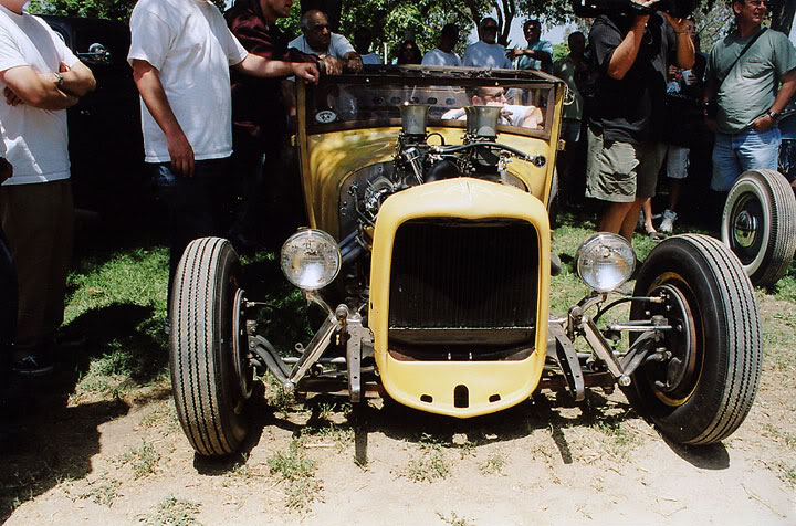 Ford T hot rod (1908 - 1927) - T rod - Page 6 Aarons-Bad-News-T-5