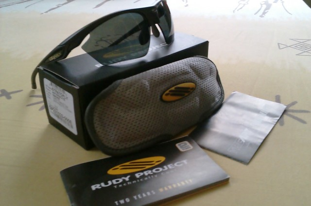 For Sale: Brand New Rudy Project Sunglasses IMAG0125