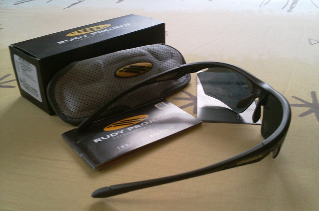 For Sale: Brand New Rudy Project Sunglasses IMAG0127