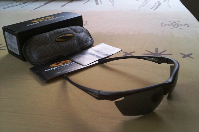 For Sale: Brand New Rudy Project Sunglasses IMAG0129