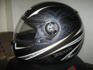 For Sale: Zeus 805 Helmet IMG_2449