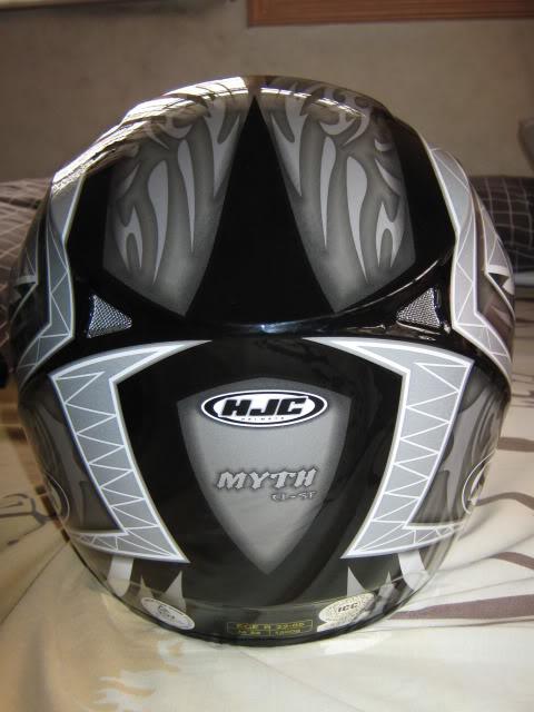 For sale: HJC CL-ST Myth MC5 IMG_2459